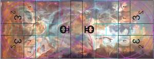 Fibonacci Spiral_painting_3 crosses