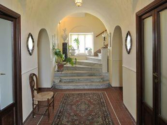 Hallway Villa, Farnese, Italy