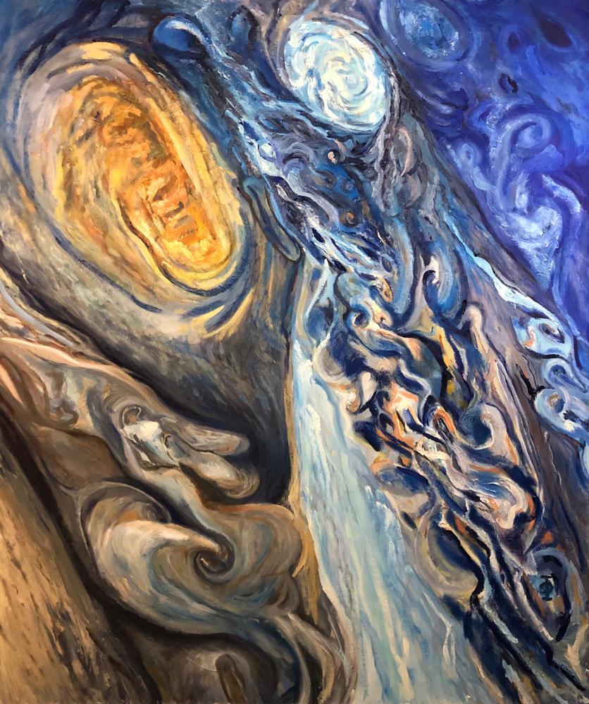 Juno painting, Goddess of fertility