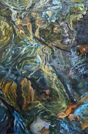 Painting Series- Flow No 2