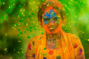girl with paint on faceiStock_000063932169_Medium