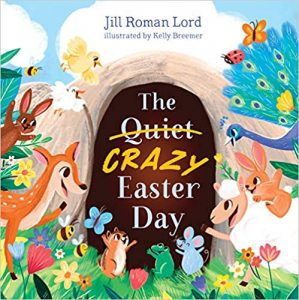 The Quiet Crazy Easter Day