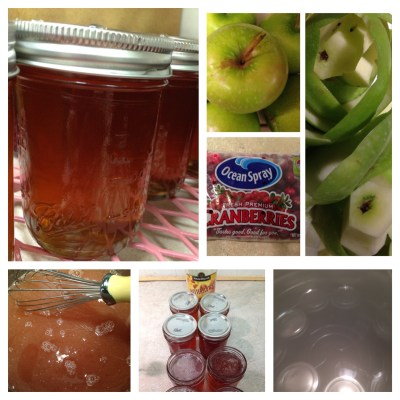 Candy Apple Martini Jelly