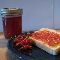Currant and Hot pepper jelly