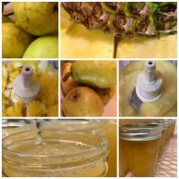Pear Honey Marmalade