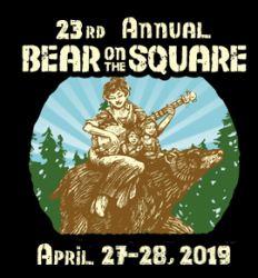Bear on the Square