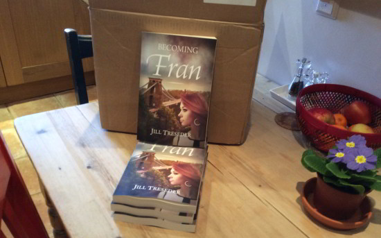 Becoming Fran by Jill Treseder