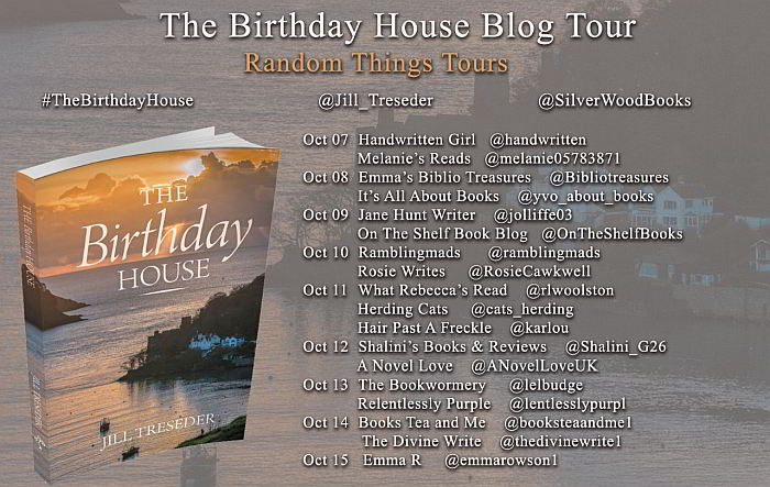 The Birthday House blog tour