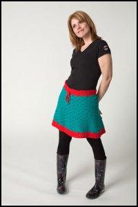 Capelet or Skirt?