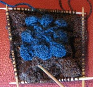 Vacation Knitting