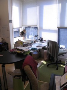 Office Reorganization