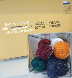 The Perfect (past) Yarn Stash