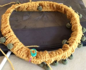 Esperance Cowl knit-along