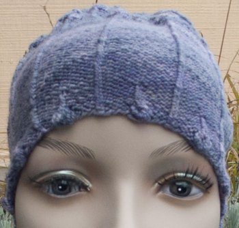 Bobbles, Bobblets & Knitting Backwards Lisse Hat