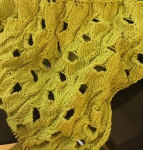 Fall Knitting: Infuscate