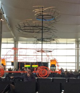 SFO to CPH: Terminal 2 at Heathrow