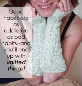 Habitual Knitter