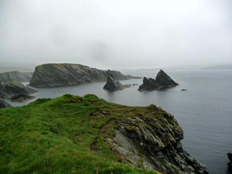 Varian Brandon: Shetland Isles