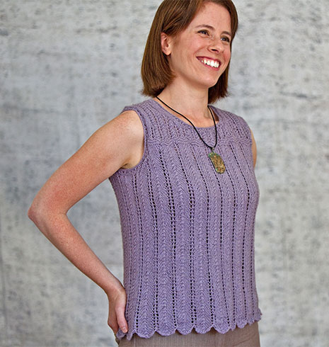 Shaping: Obstacles in Knitting Silver Valley