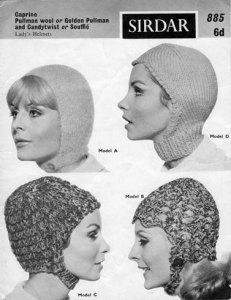 Devil in Details: Obstacles in Knitting, Vintage