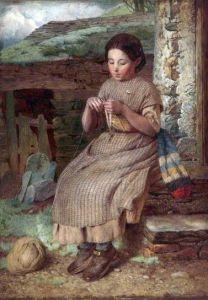 Devil in Details: Obstacles in Knitting, Vintage Knitter