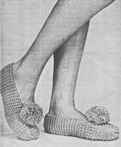 Devil in Details: Obstacles in Knitting, Vintage Yarn Company design