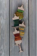 Quirky Bits-n-Pieces: Yarn Cards