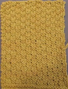Seed Clarification: Double Seed stitch