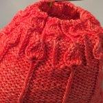 Gauge swatching: Croquet Lisse Hat