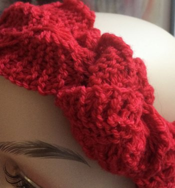 Copenhagen Headband Knot view 1