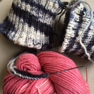 Let Jill Knit A Go High Hat For You