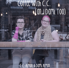 Coffee With C.C. (and Dami Too)
