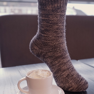 Coffee With Sock