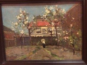 Spring 2017 Travel: German impressionist artist at Thyssen