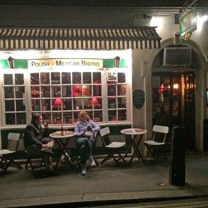 Spring 2017 Travel: Polish American Bistro in London