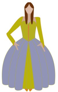 Knits Fit: Princess Dress