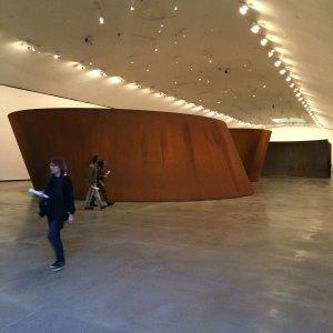 Spring 2017 Travel: Richard Serra at the Guggenheim