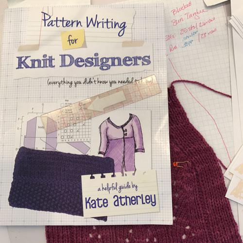 Pattern Writing For Knit Designers Jill Wolcott Knits