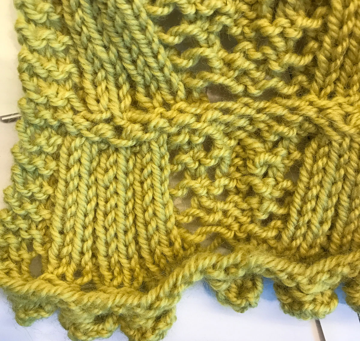 Using The Japanese Knitting Stitch Bible Jill Wolcott Knits