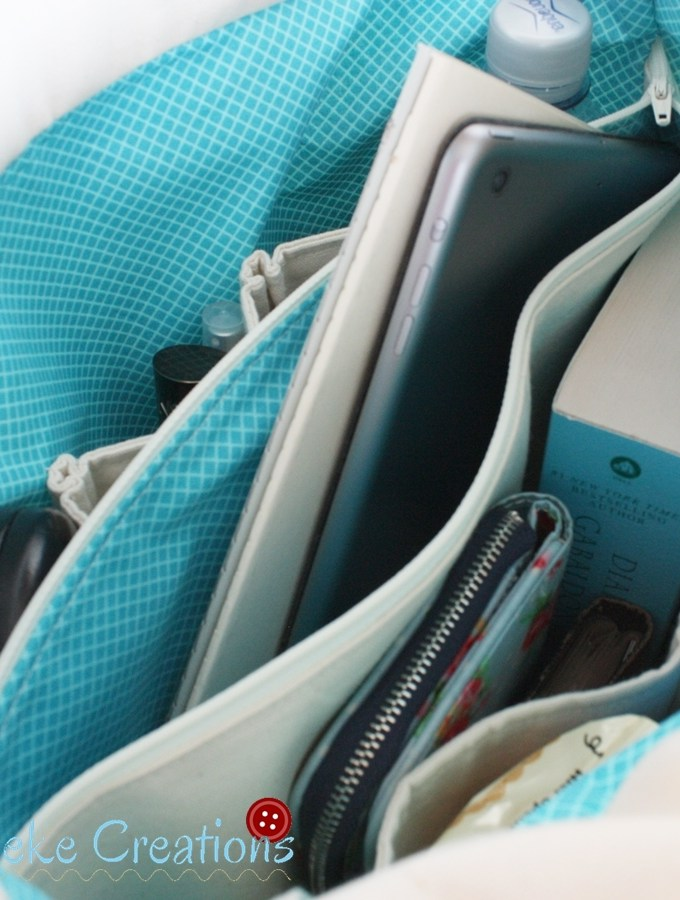 Colleke Creation: Inside the Allison bag