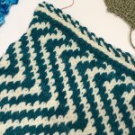 AlterKnit: Flat swatch