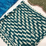 AlterKnit: Flat swatch WS