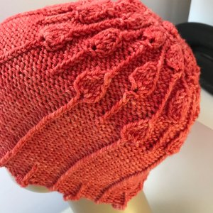 Lisse Hat in Croquet: Side View