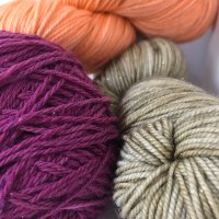 Yarn and Color: tonal variations make this a subtle pleasure