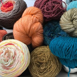 Yarn and Color: Can we get a group shot?