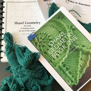 Shawl Geometry, Books 1, 2, & 3, Revised