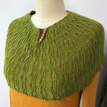 Kaikoura Cosy in Linea from Crave Yarn