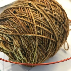 Celebrating a Project: Pippin yarn for Naples