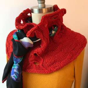 Welcome Back: Ormt in Red! Cowl done ITR.