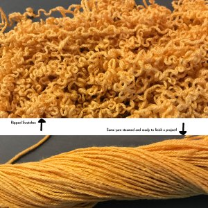 Short cut: Yarn needed for another purpose!